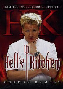 Hell's Kitchen: Season 1-4 Raw & Uncensored