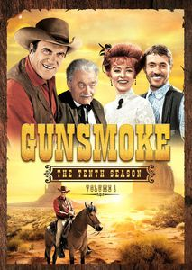Gunsmoke: The Tenth Season Volume 1