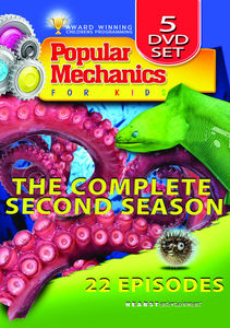 Popular Mechanics for Kids: The Complete Series - 72 Episodes