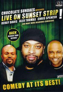 Chocolate Sundaes Presents: Live on Sunset Strip!: Volume 2
