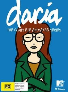Daria: The Complete Series [Import]