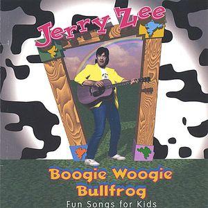 Boogie Woogie Bullfrog