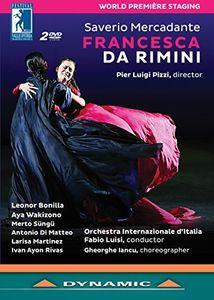 Mercadante: Francesca da Rimini