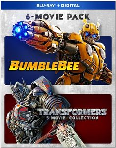 Bumblebee and Transformers 6-Movie Pack