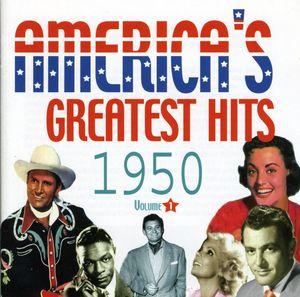 America's Greatest Hits, Vol. 1 1950