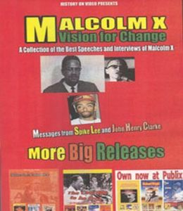 Malcolm X - Vision for Change