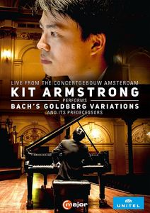 Kit Armstrong Performs Bach's Goldberg Variations