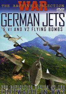 German Jets & V1 and V2 Flying Bombs