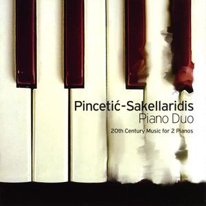 20th Century Music for Two Pianos