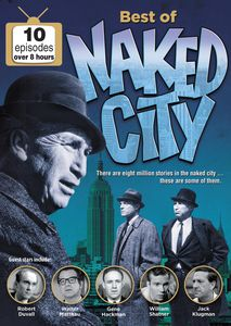 Naked City: Best of Naked City (10 Episodes)