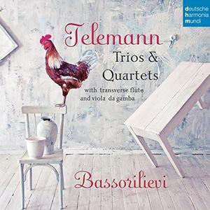 Telemann: Trios & Quartets
