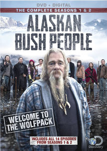 Alaskan Bush People: Sesson 1 and 2
