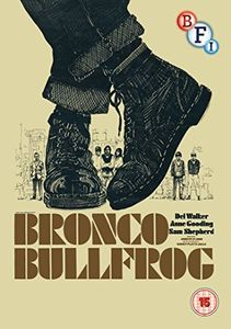 Bronco Bullfrog [Import]