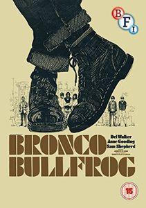 Bronco Bullfrog [Import]