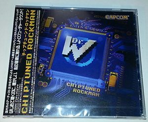 Chiptuned Rockman (Original Soundtrack) [Import]