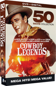 Cowboy Legends: 50 Movie MegaPack
