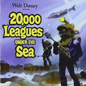 20,000 Leagues Under the Sea (Original Soundtrack) [Import]
