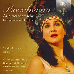 Arie Accademiche for Soprano & Orchestra