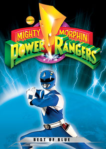 Power Rangers: Best of Blue