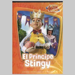 El Principe Stingy-Temporada 1-CD 8 [Import]