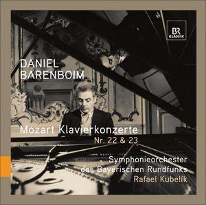 Piano Concertos No 22 & 23