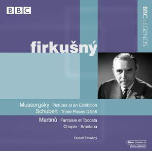 Three Pieces D.946 /  Fantasia & Toccata /  Mazurka