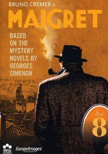 Maigret: Set 8 , Bruno Cremer