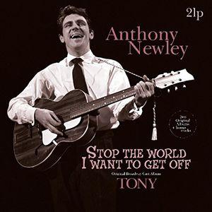 Stop The World /  Tony + Bonus Tracks [Import]