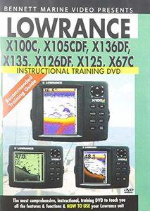 Lowrance Sonar X-100c,X105cdf,X-136df,X-135,X-126DF,X-125,X67C Sonar
