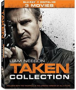 Taken: 3-Movie Collection