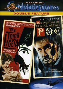 Tomb of Ligeia & Evening of Edgar Allan Poe