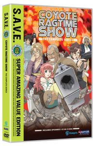 Coyote Ragtime Show: Complete Box Set - S.A.V.E.