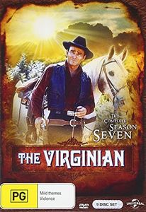 The Virginian: The Complete Seventh Season [Import]
