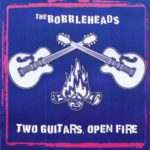 Two Guitars Open Fire