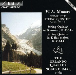 String Quintet 2 in G