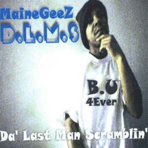 Da Last Man Scramblin