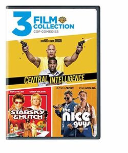 Central Intelligence/ Starsky And Hutch/ The Nice Guys
