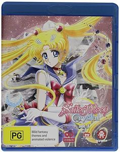 Sailor Moon Crystal Set 1: Eps 1-14 [Import]