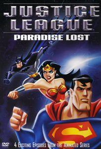 Justice League: Paradise Lost