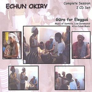 Eleggu Music of Santer ?A Live Afro-Cuban Ceremoni