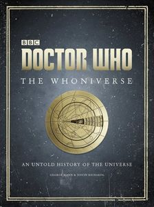 Doctor Who: The Whoniverse: The Untold History of Space and Time(Doctor Who)