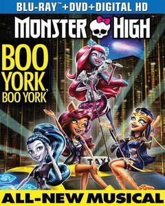 Monster High: Boo York, Boo York