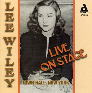 Live on Stage Town Hall New York