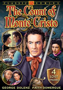 The Count of Monte Cristo: 4 Lost Episodes