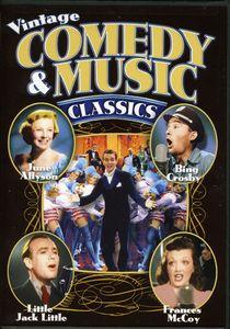 Vintage Comedy & Music Classics