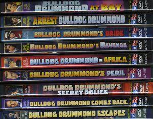 Bulldog Drummond Collection