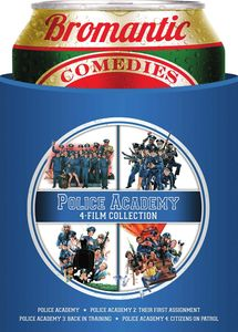 4 Film Favorites: Police Academy 1-4