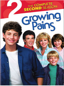 Growing Pains: The Complete Second Season