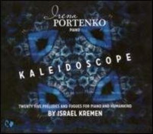 Kaleidoscope: 25 Preludes & Fugues for Piano