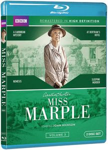 Agatha Christie's Miss Marple: Volume 3